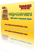dagwood's reward card